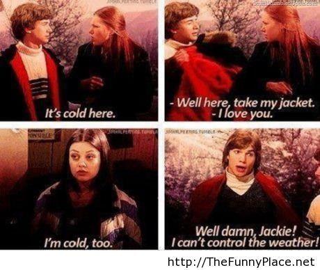 A funny joke for winter