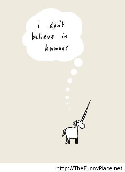 Believe in humans
