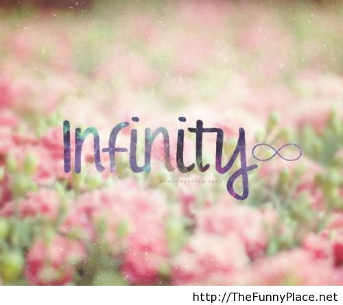 Cute infinity wallpaper