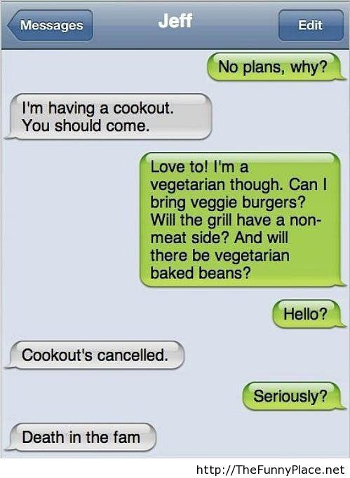 Fail funny conversation