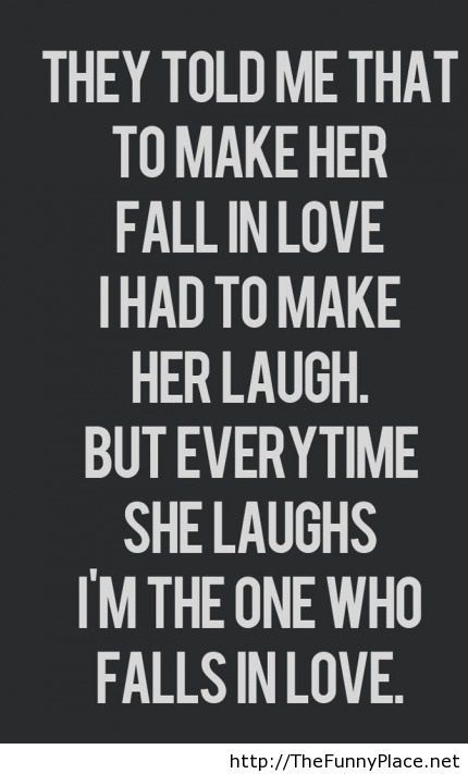 Fall in love sayings