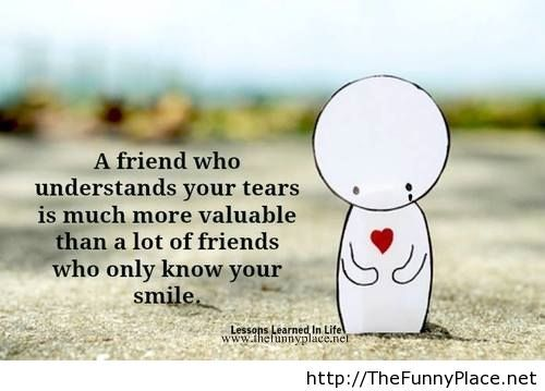 New Quotes About Friendship Awesome New Friendship Quote  Thefunnyplace