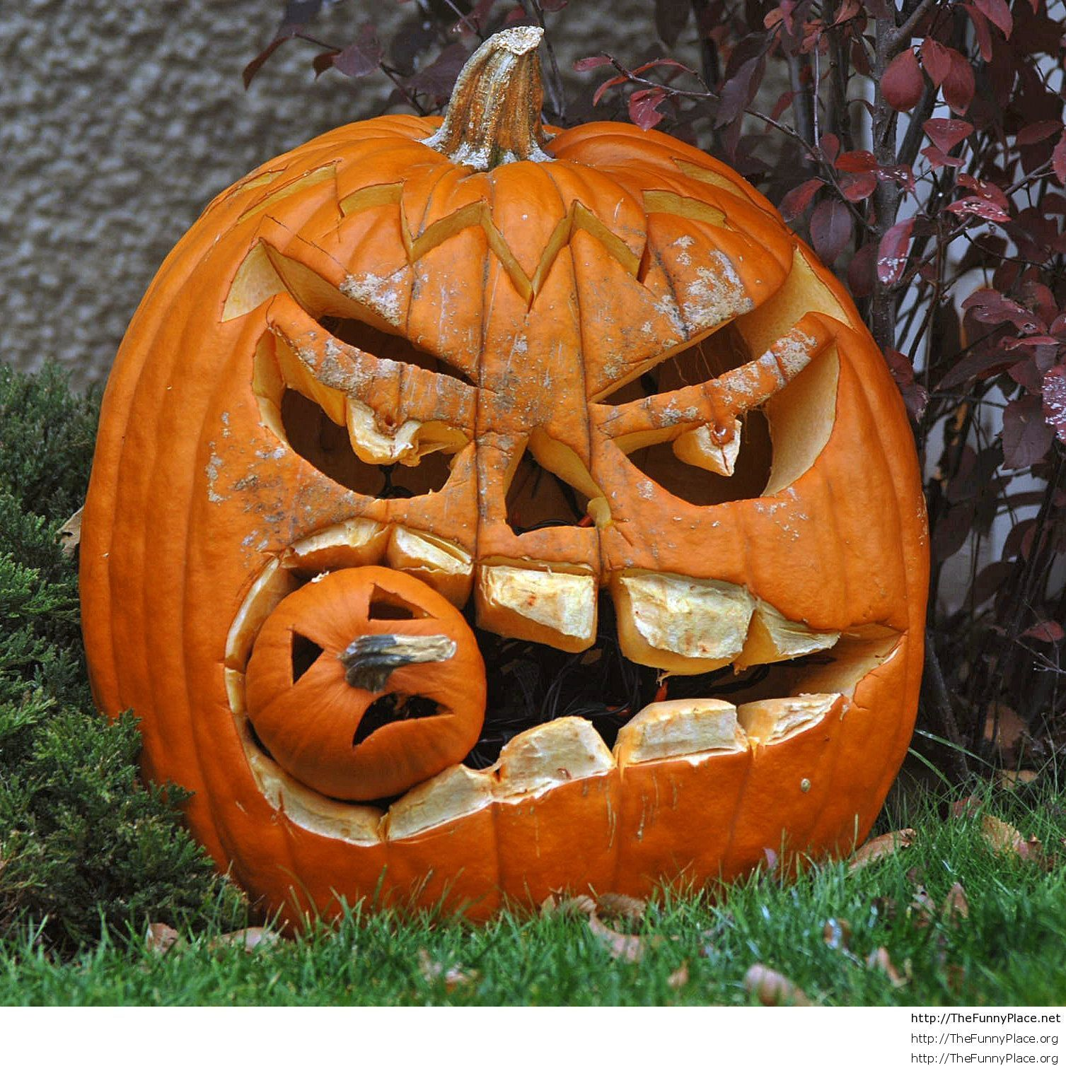 Scary Pumpking
