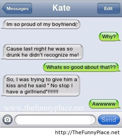 Funny conversation about boyfriends