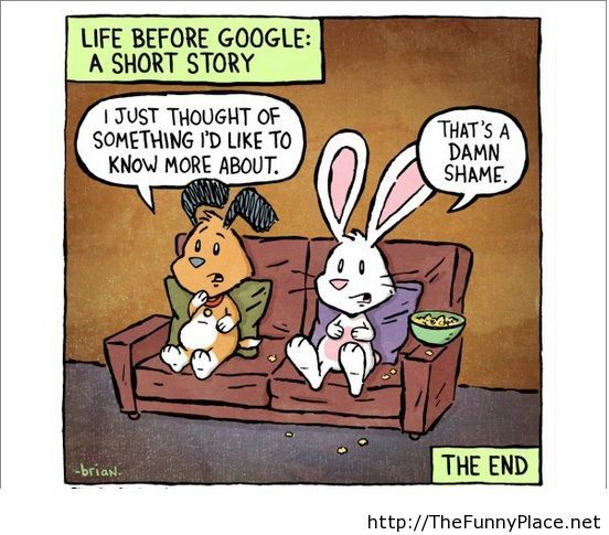 Google humorous picture