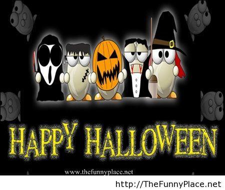 Halloween amusing wallpaper