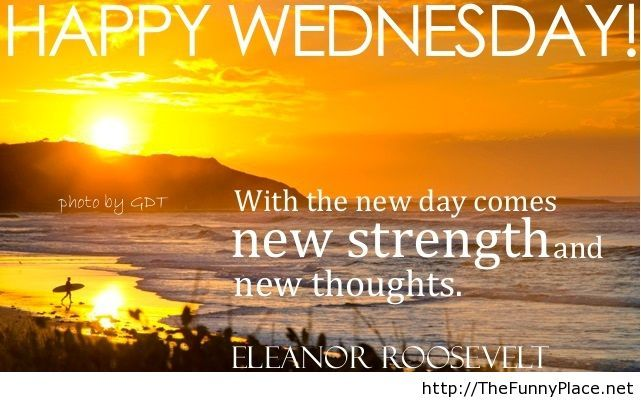 Happy Wednesday quotes