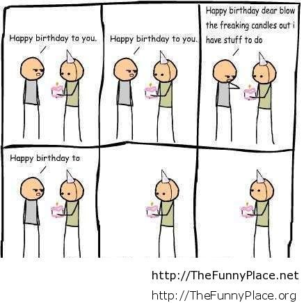 Happy birthday comic thefunnyplace happy birthday comic voltagebd Image collections