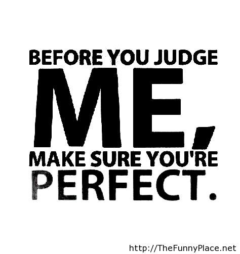 Judge quote
