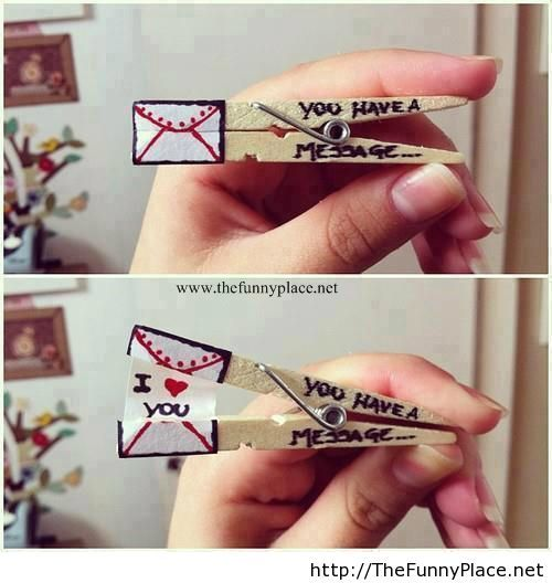 hidden love message thefunnyplace