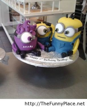 Minions in real life