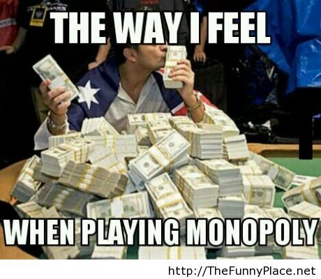 Monopoly funny moment