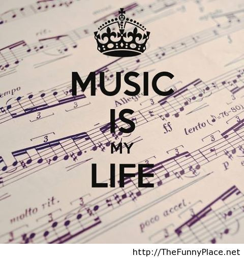 Music Is Life Thefunnyplace