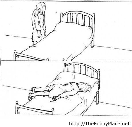 My feeling every night