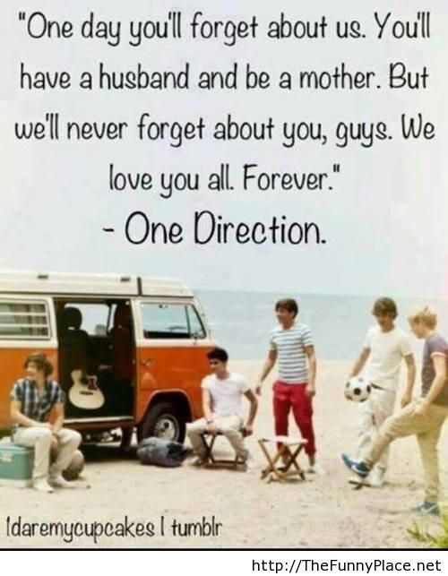 One direction quote 2014