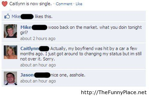 People on facebook
