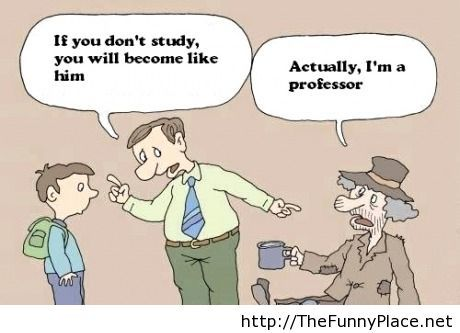 Society comic life