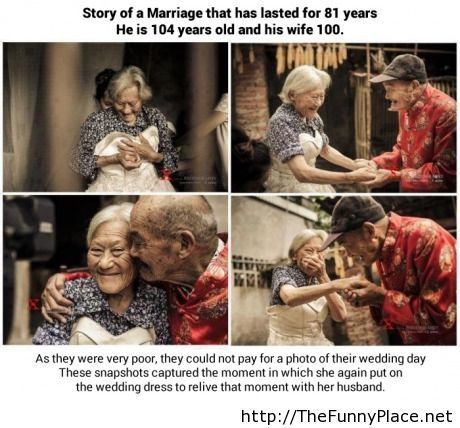 The marriage that was lasted for 81 years