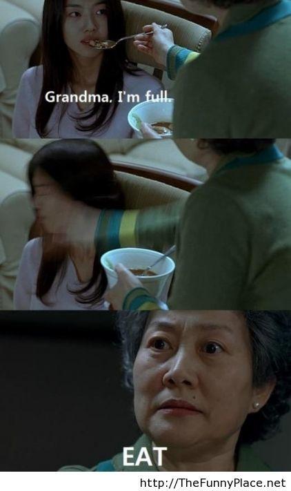 Typical korean drama