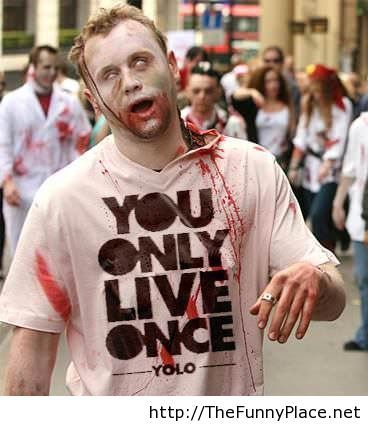 Yolo irony funny picture