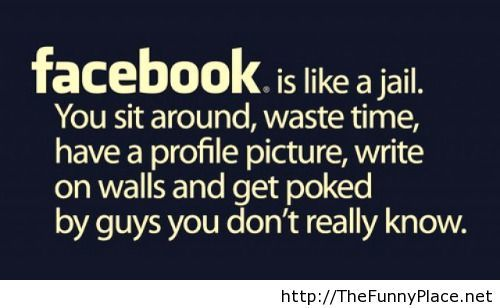 A definition about Facebook Funny
