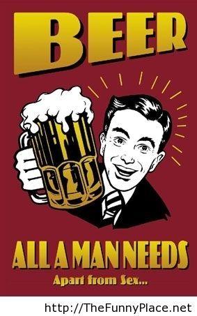 All a man needs