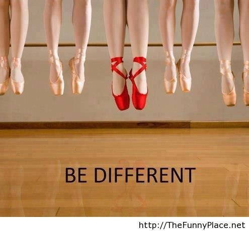 Be different wallpaper for girls