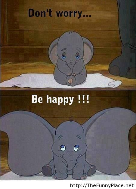Be happy motivational sayings