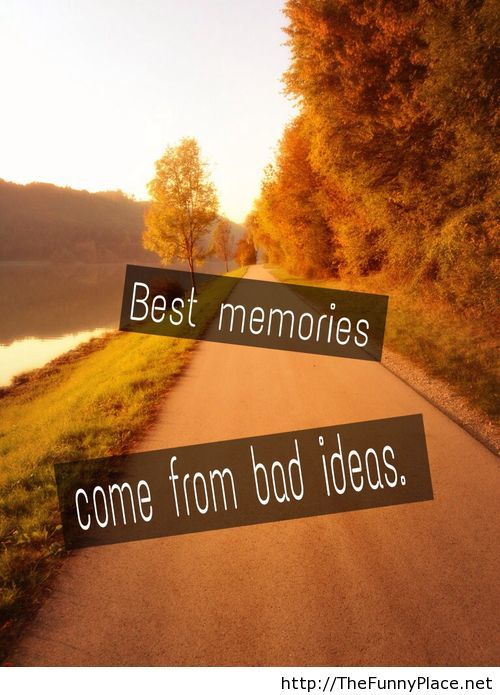 Best memories wallpaper with saying