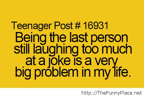 Big problem in life