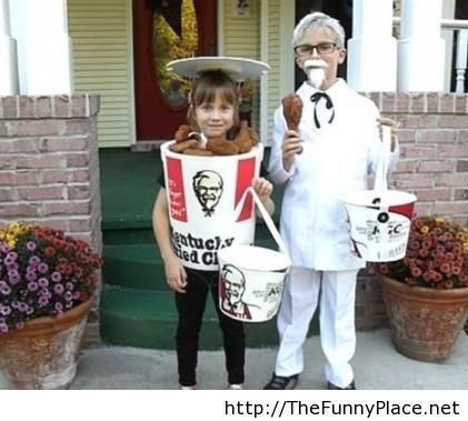Childhood halloween costumes idea
