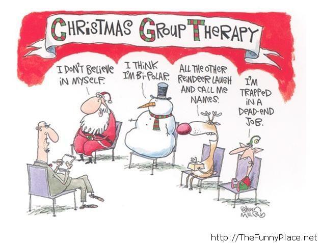 Christmas comics 2013
