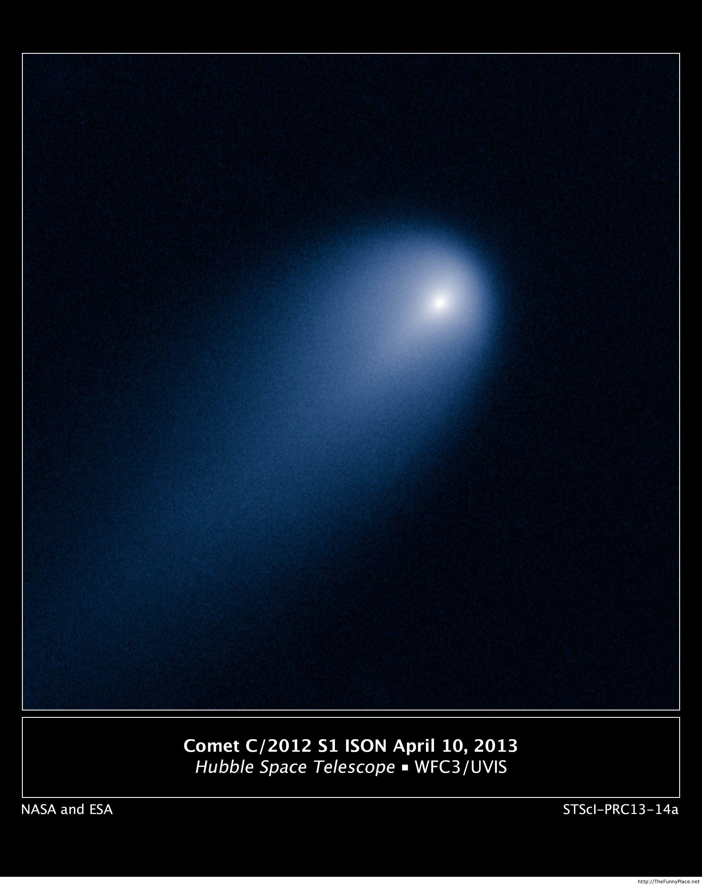 Comet Ison is a lie