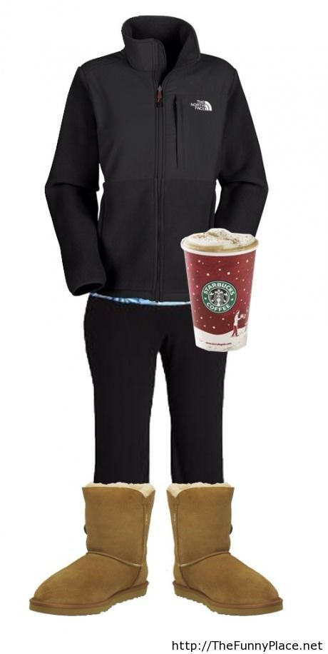 Every girl on campus this time of year II