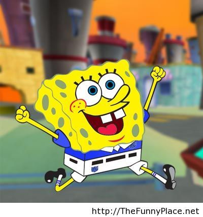 Friday tomorrow cartoon funny spongebob