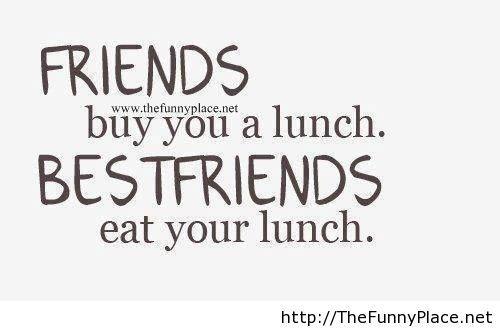 Friends vs bestfriends quote