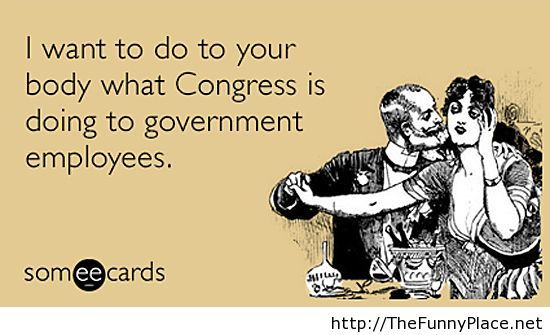 Funny government saying