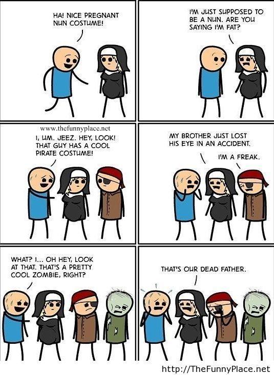 Funny-halloween-comics