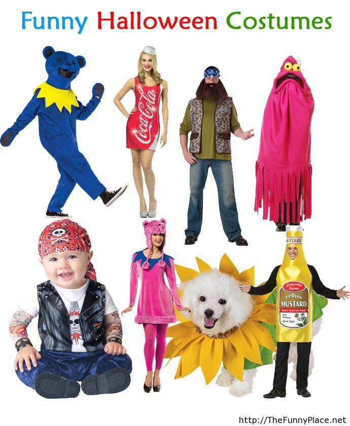 Funny halloween costumes idea