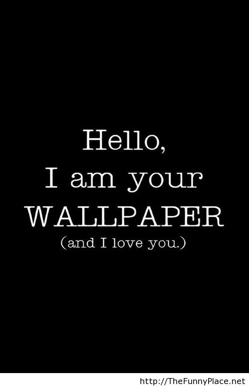Funny hello wallpaper 2014