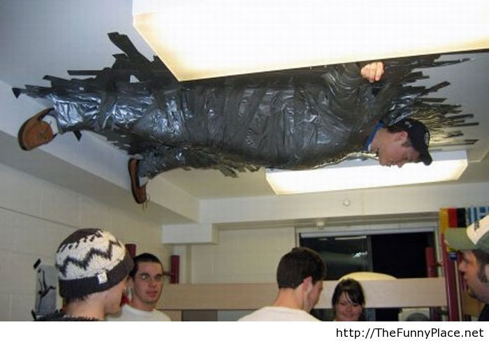Funny prank picture 2013