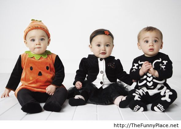 Halloween costumes for kids idea
