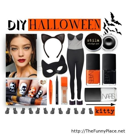 Halloween diy girls