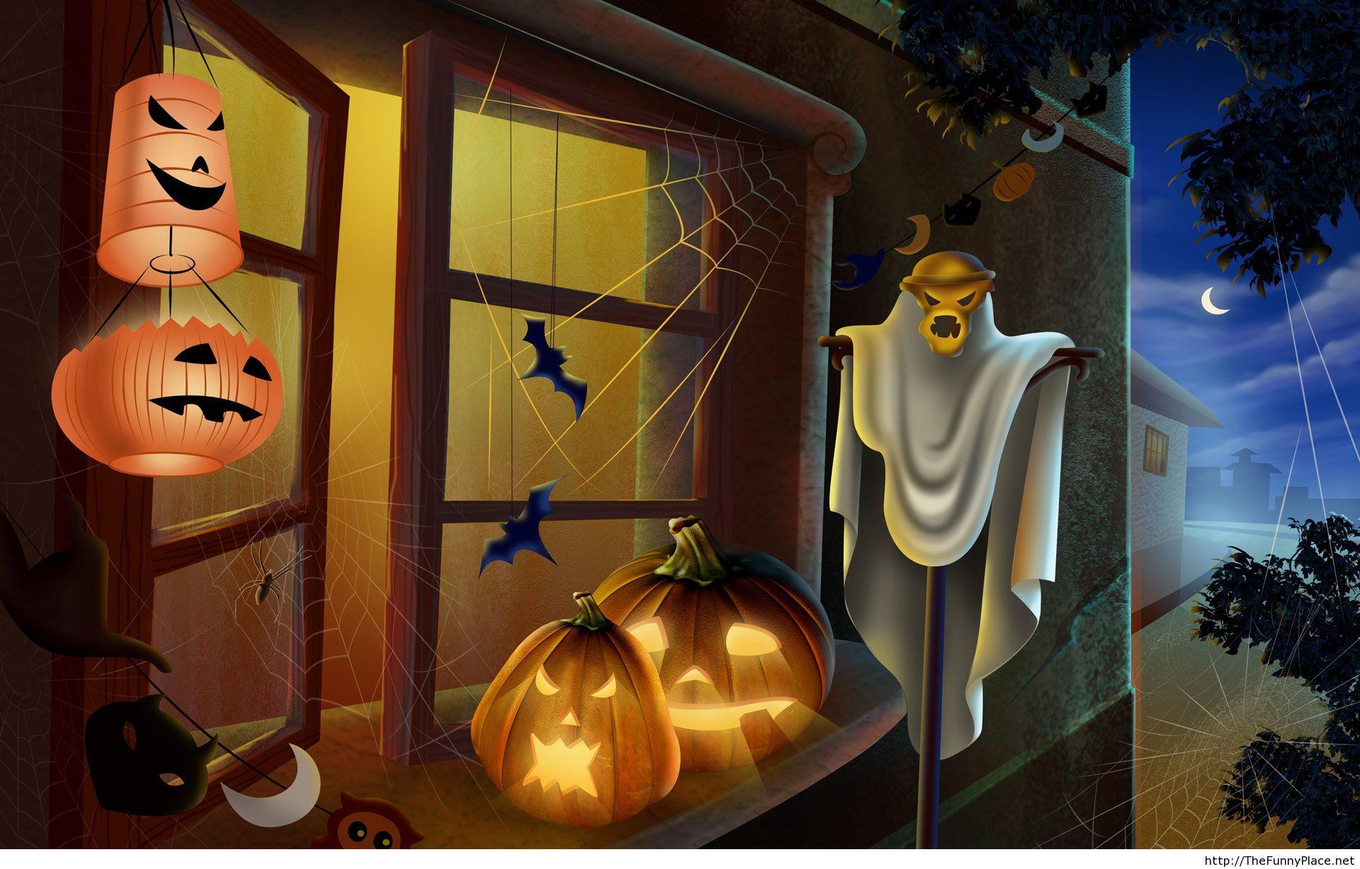 Halloween free wallpaper HD