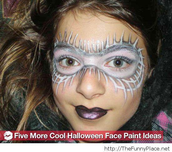 Halloween idea makeup