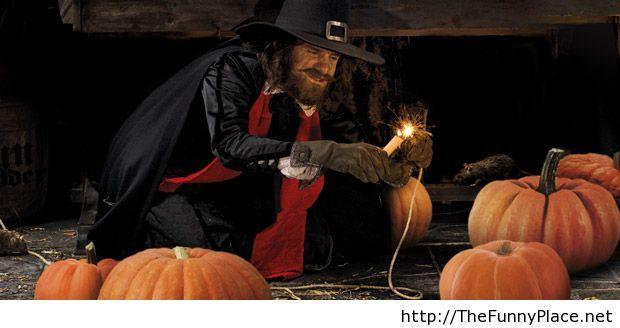 Halloween is magic