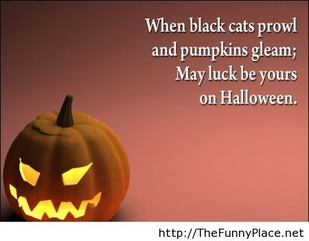Halloween Quotes With Pumpkins