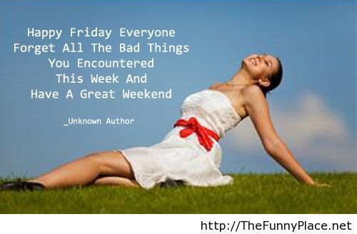 funny happy friday – TheFunnyPlace