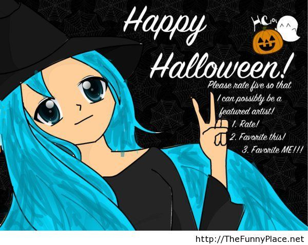 Happy Halloween Please look