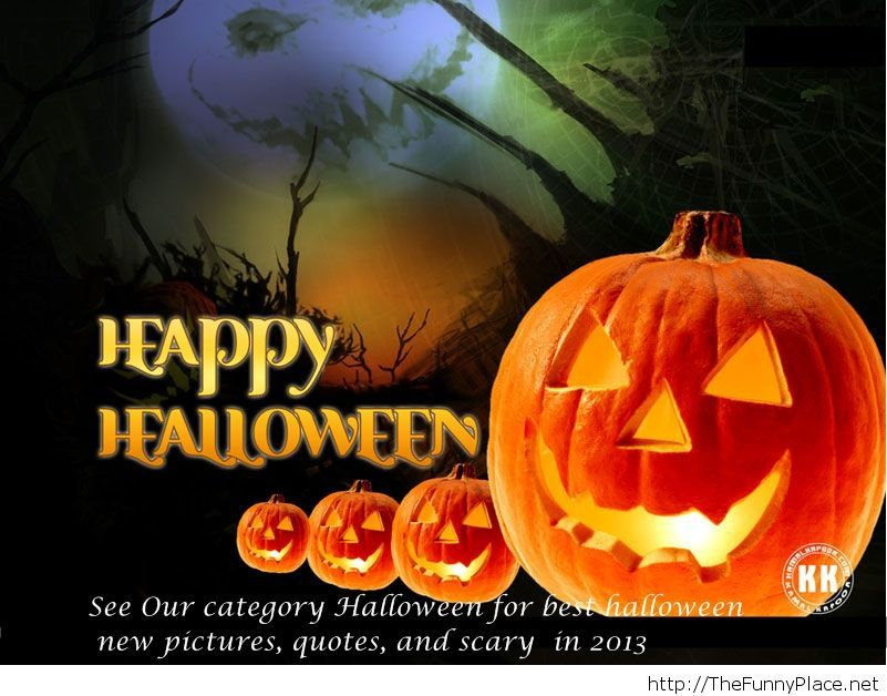 Happy Halloween With The Funny Place Net Category Halloween